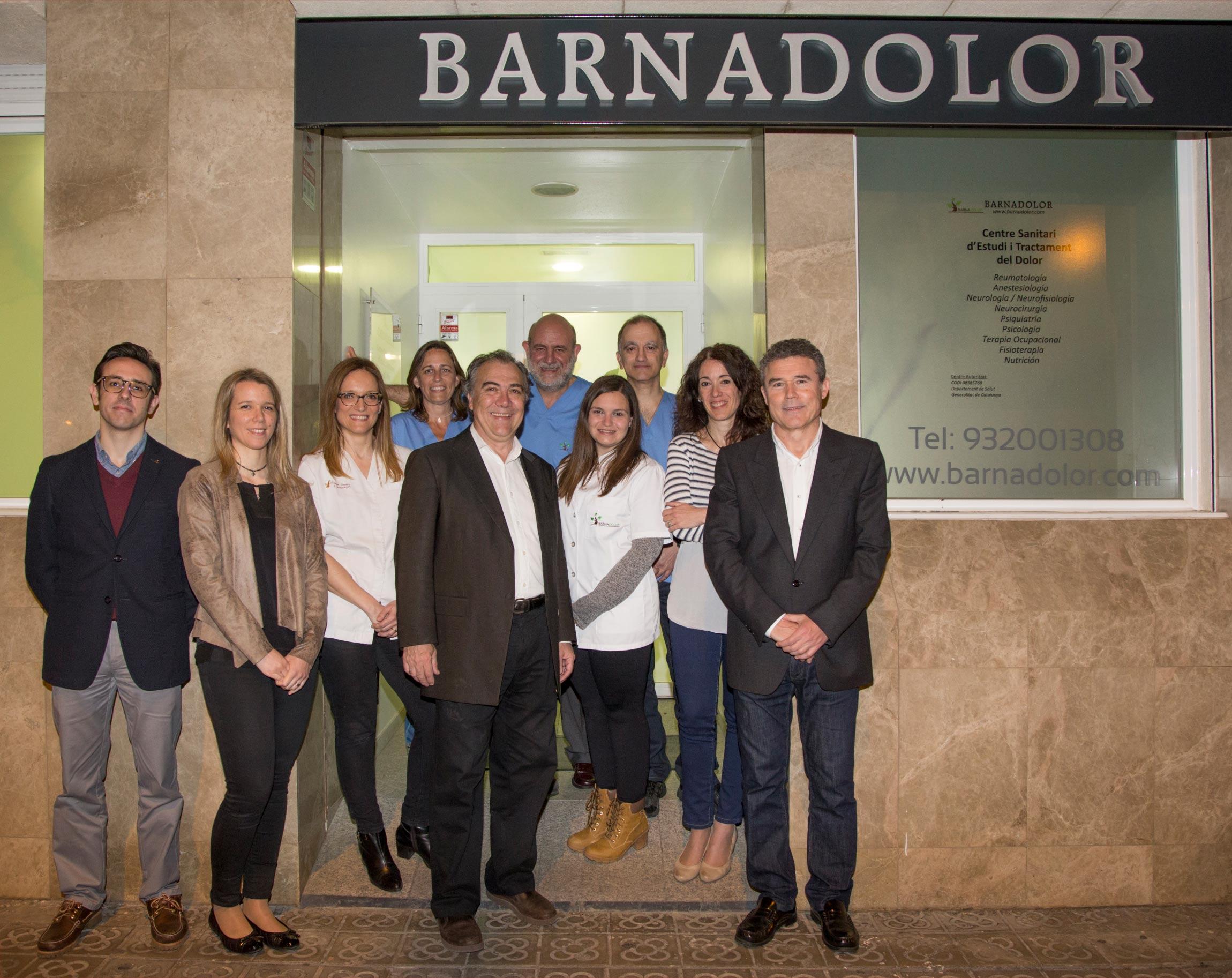 Barnadolor. Clínica de medicina del dolor en Barcelona
