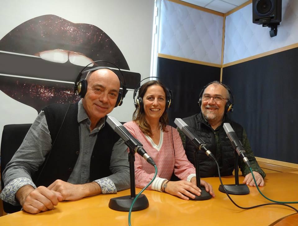 """Entrevista al Dr. Antonio Collado Cruz y Anna Arias sobre la Fibromialgia, en """"En Bones Mans"""" FIBROMIALGIA"""