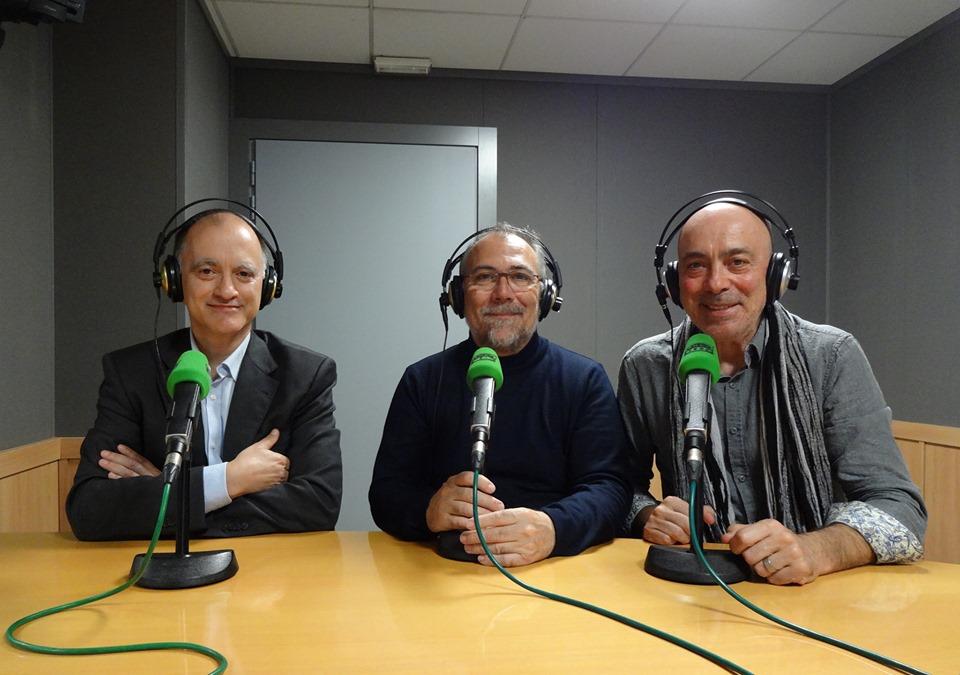 """Entrevista al Dr. Antonio Collado y al Dr. Tomás Domingo sobre el Dolor Neuropático, en """"En Bones Mans""""."""